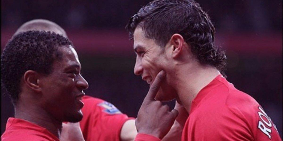 Evra revela una conversación privada en Whatsapp con Cristiano Ronaldo