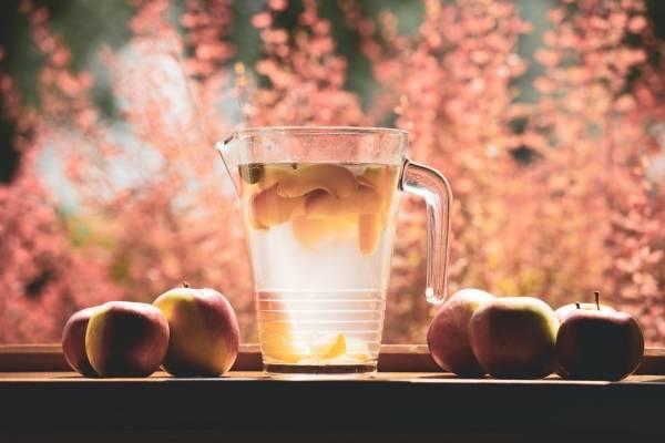como beber vinagre para adelgazar