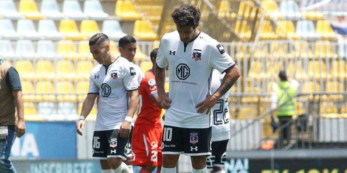 Mouche y Valdivia son las grandes dudas en la formación de Mario Salas para el clásico entre Colo Colo y la UC