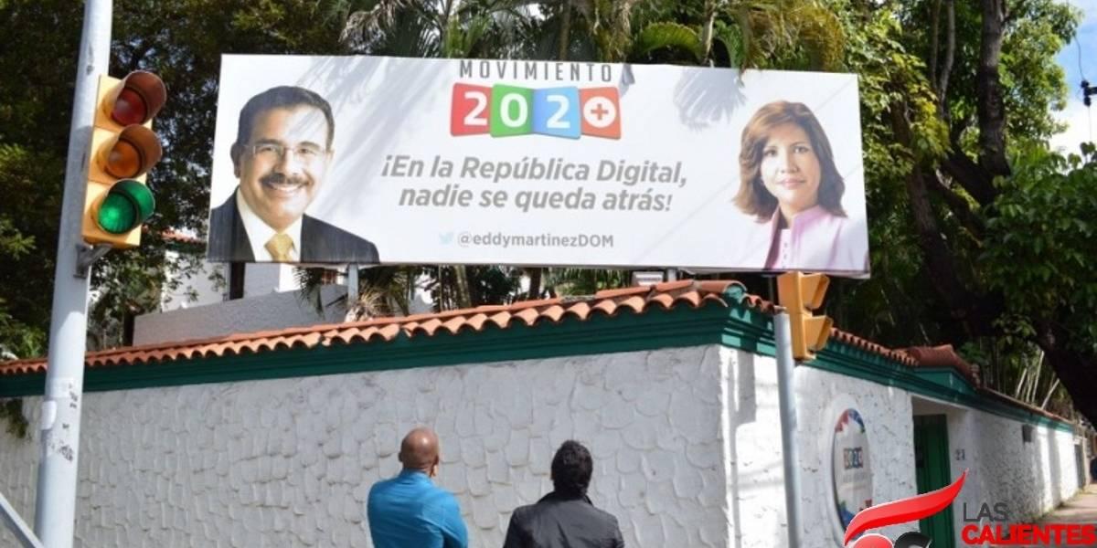 La campaña 2020 ya comenzó en las calles, ¿y la JCE?