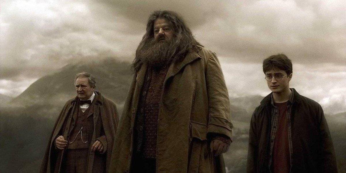 """La preocupante imagen de """"Hagrid"""" tras perder la batalla ante rara enfermedad"""