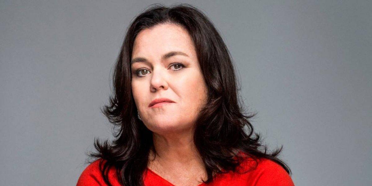 Rosie O'Donnell confiesa que su padre abusó de ella cuando era una niña