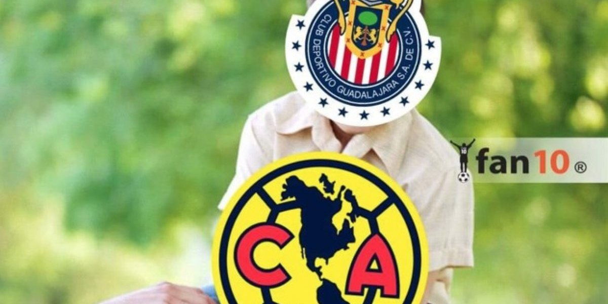 Los memes del Clásico nacional de la Copa MX