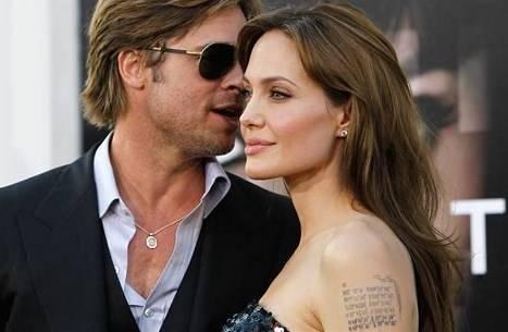 Frases de Angelina Jolie sobre su crisis con Brad Pitt