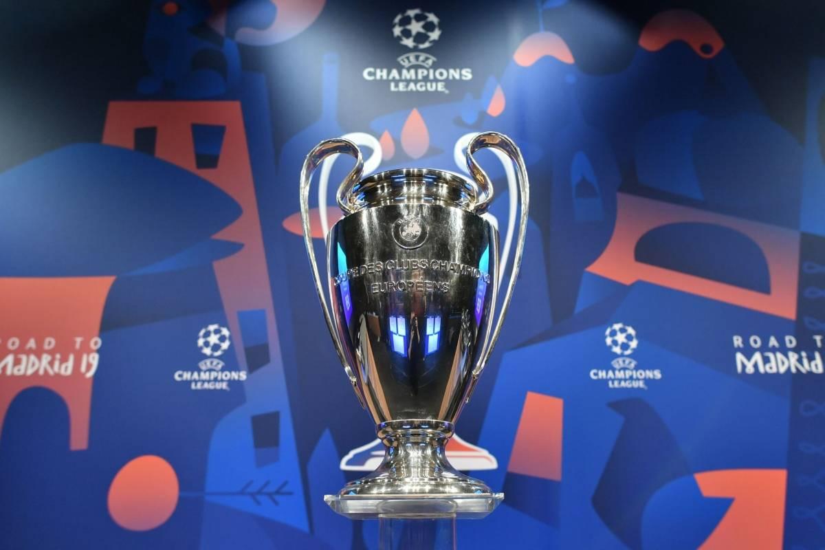 Sorteo Cuartos De Final Champions 2019 Photo: Sorteo Champions Cuartos De Final