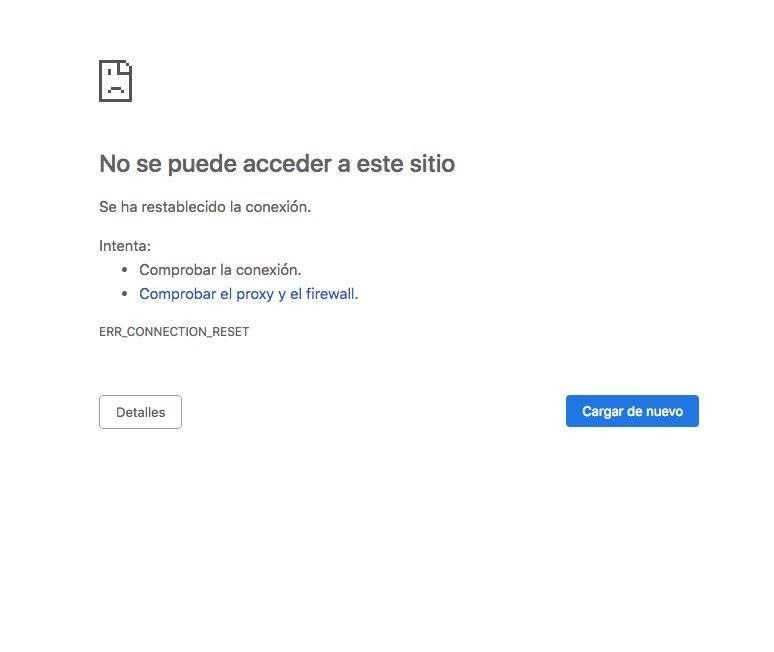 SRI presenta problemas en su plataforma, y los usuarios lo denuncian