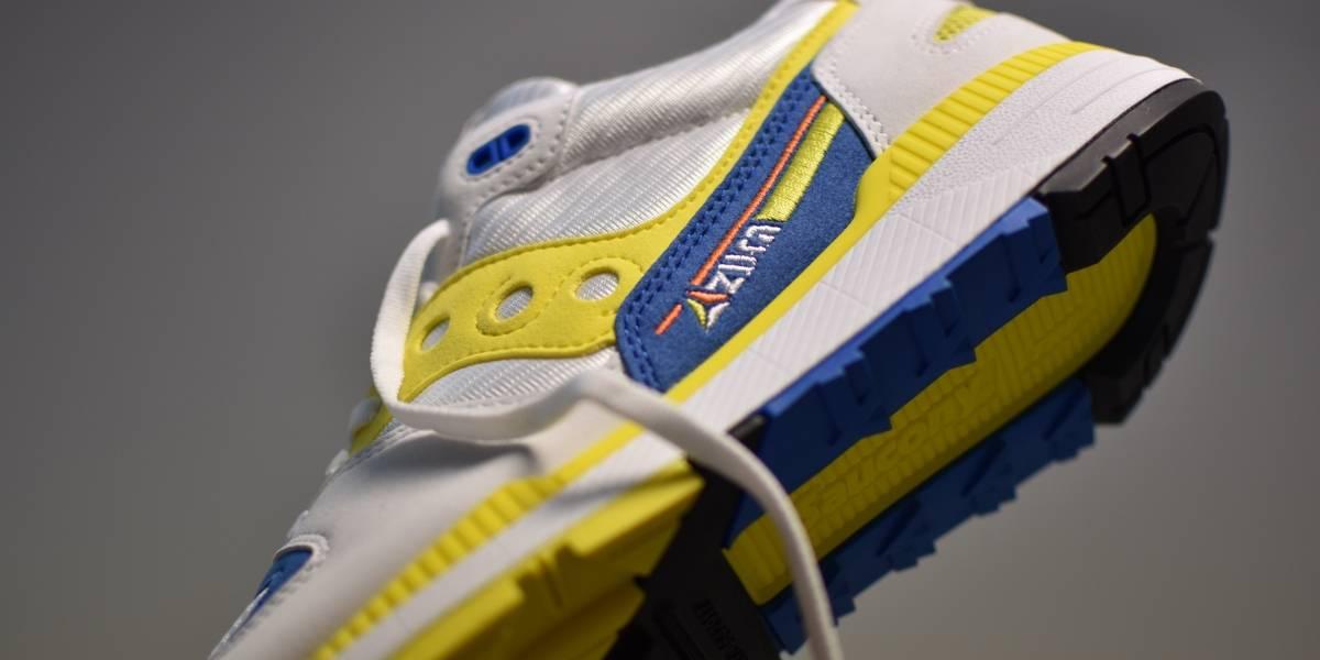 Azura: el icónico y ochentero modelo de zapatillas Saucony está de vuelta