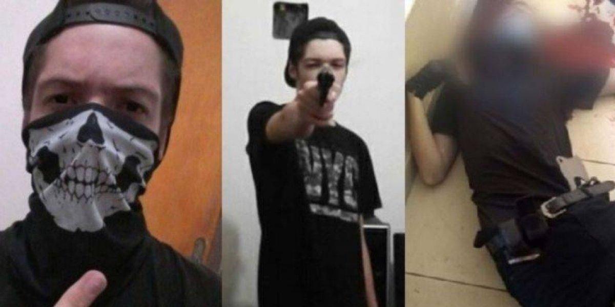 Así eran los responsables del ataque en Sao Paulo