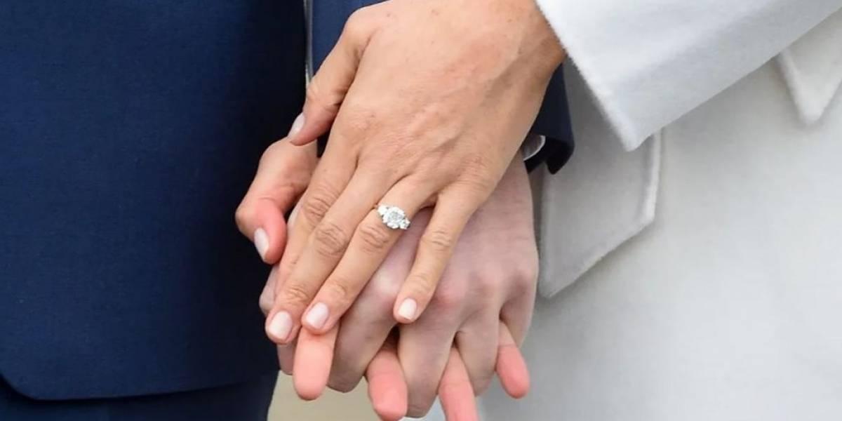 Meghan Markle asusta a todos tras quitarse su anillo de compromiso