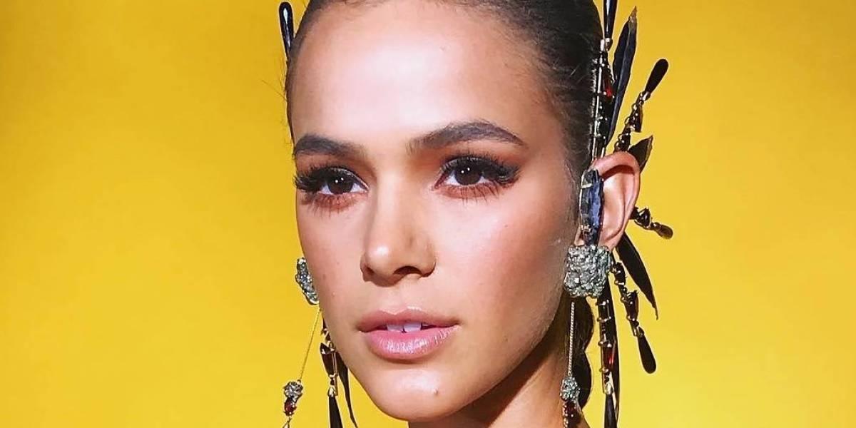 Vogue americana coloca Bruna Marquezine em lista de 'atrizes transcendentais', ao lado de Scarlett Johansson