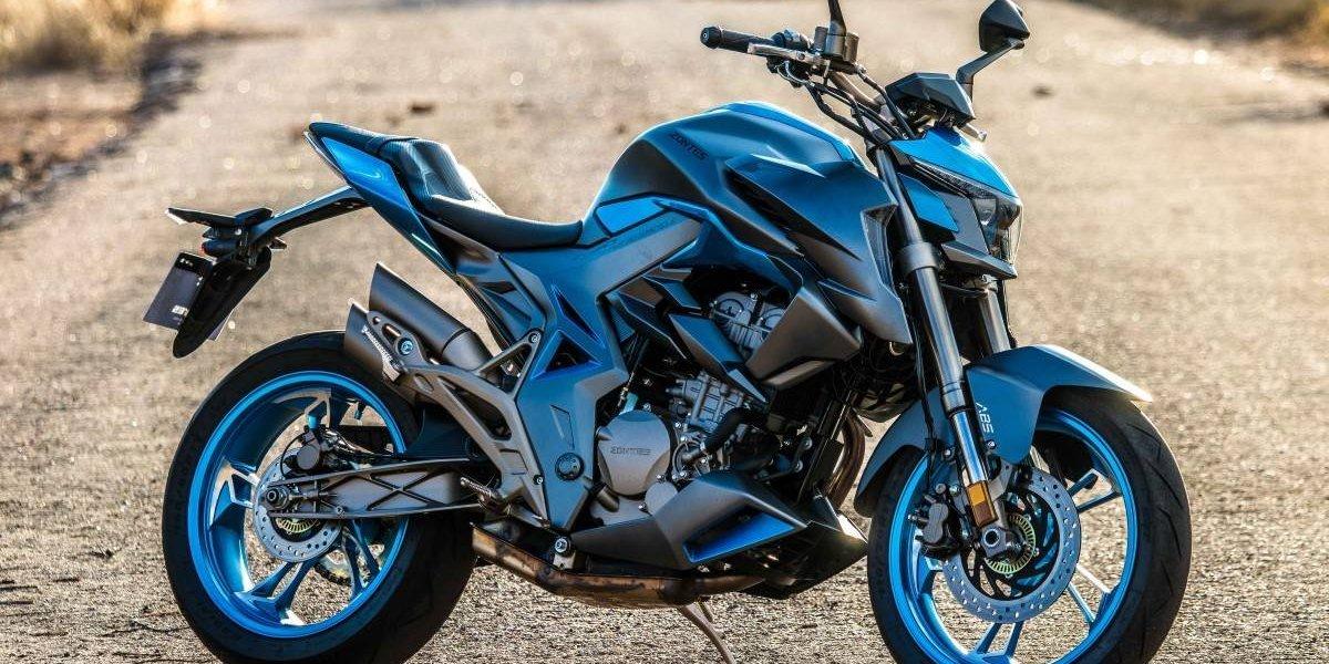 Con tres motos arriba Zontes al mercado nacional