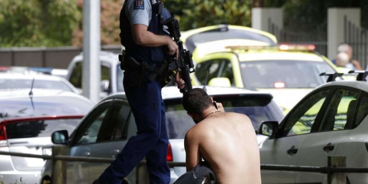 """""""Me di cuenta de que esto era algo distinto"""": la historia del héroe que se enfrentó al terrorista en Nueva Zelanda"""