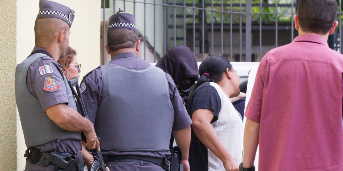 Suspeito de ter planejado massacre de Suzano presta depoimento e é liberado