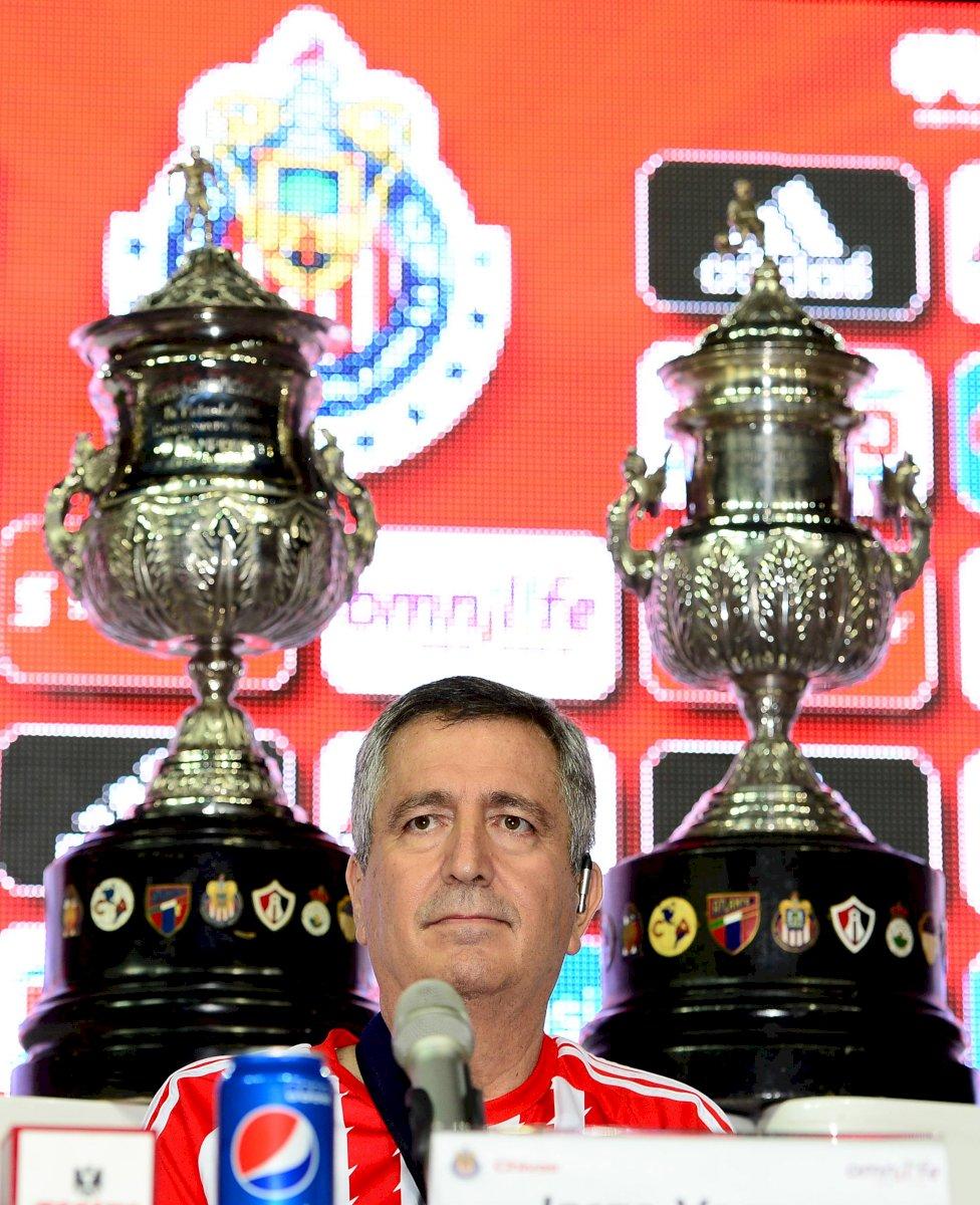 Jorge Vergara gestó los últimos campeonatos de Chivas Mexsport