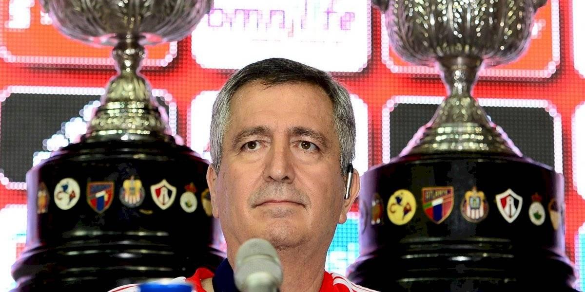 Estos fueron los logros más importantes de Jorge Vergara en Chivas