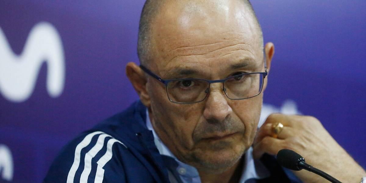 Increíble: Arias confesó que mintió y que llegó a Chile antes de la renuncia de Kudelka a la U