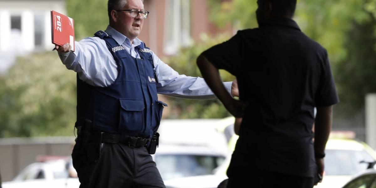 Tiroteo en Nueva Zelanda: el tirador transmitió el ataque en vivo, 49 personas fallecidas