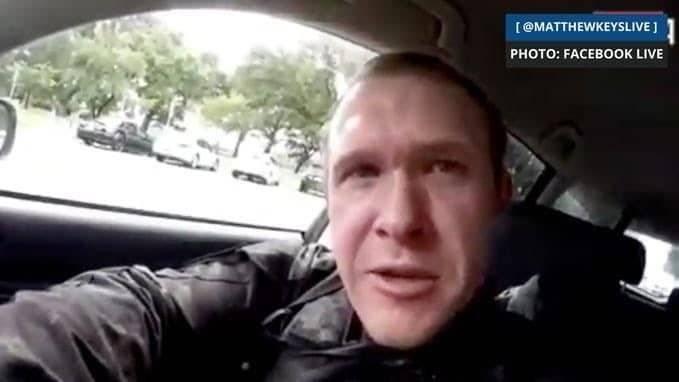 Minutos de terror: Autor de Masacre en Nueva Zelanda transmitió en vivo el ataque