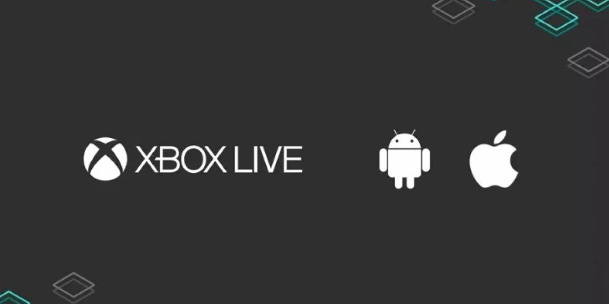 Xbox Live chega para Android e iOS e quer entrar em outras plataformas