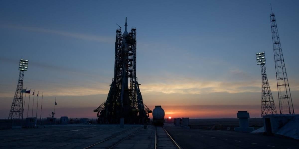Nave Soyuz! NASA envia ao espaço mais três astronautas