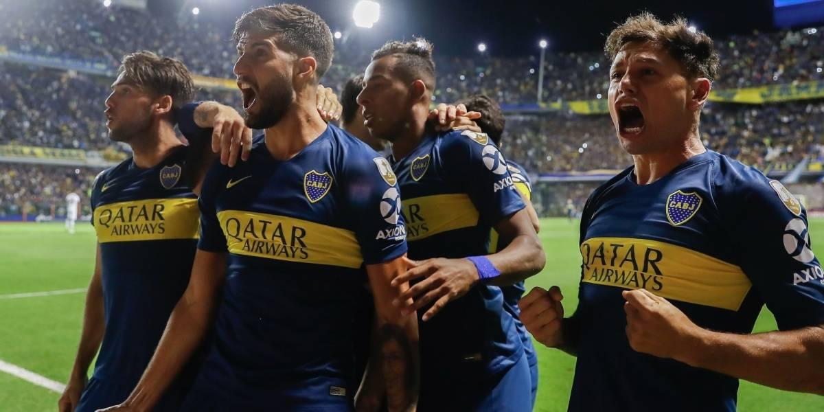 Boca Juniors, a continuar con su racha victoriosa, ahora contra San Martín de Tucumán