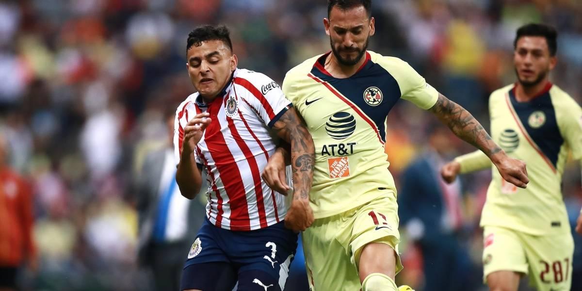 ¡Ahora por la Liga MX! Nueva edición del clásico entre Chivas de Guadalajara y América de México