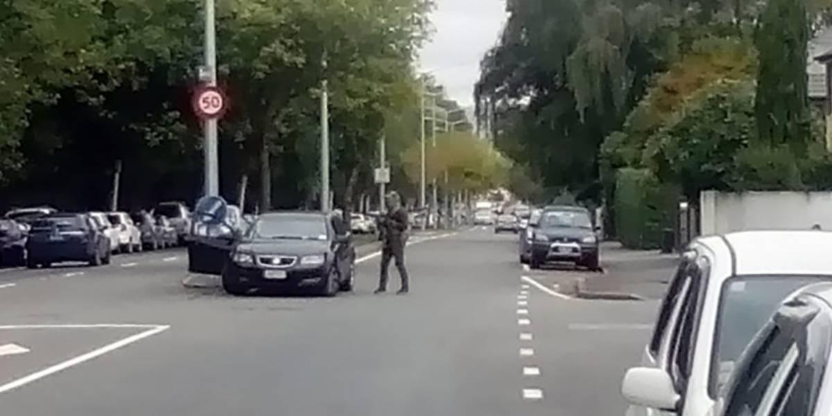 Streaming del tiroteo en Nueva Zelanda no debe ser compartido, dicen las autoridades