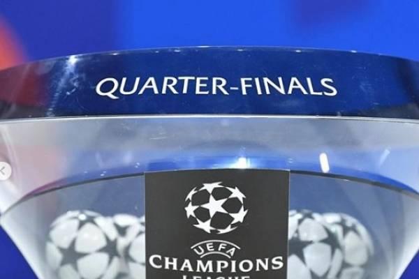 Champions League: Así queda el sorteo de los cuartos de final ...