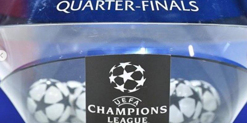 Champions League: Así queda el sorteo de los cuartos de ...