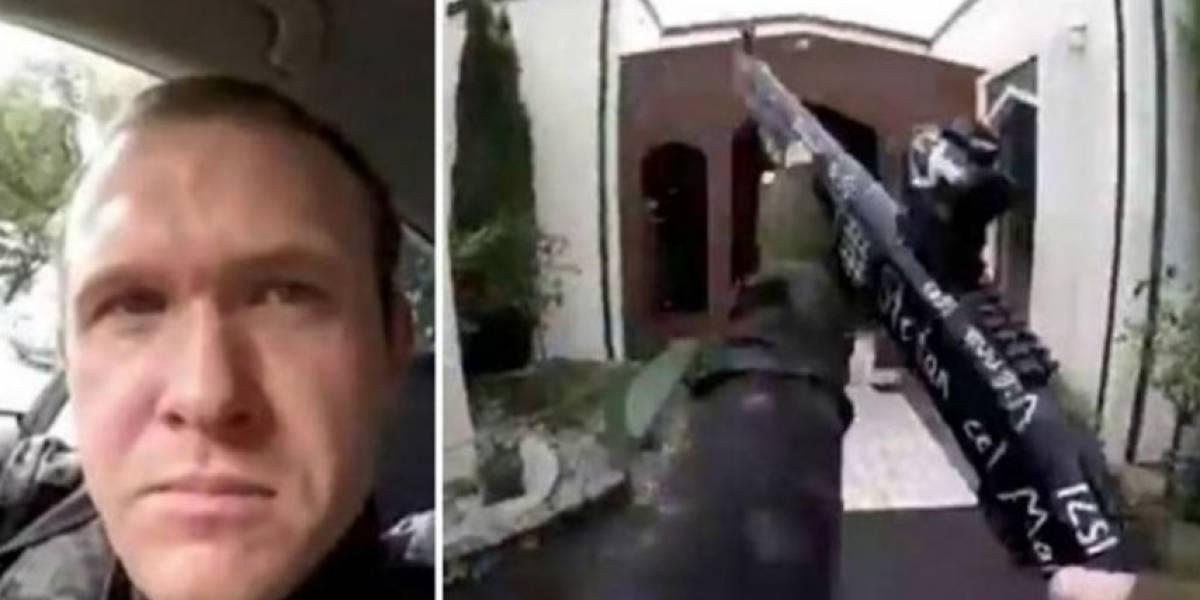 Autor del ataque en Nueva Zelanda confesó que se inspiró en el videojuego Fortnite