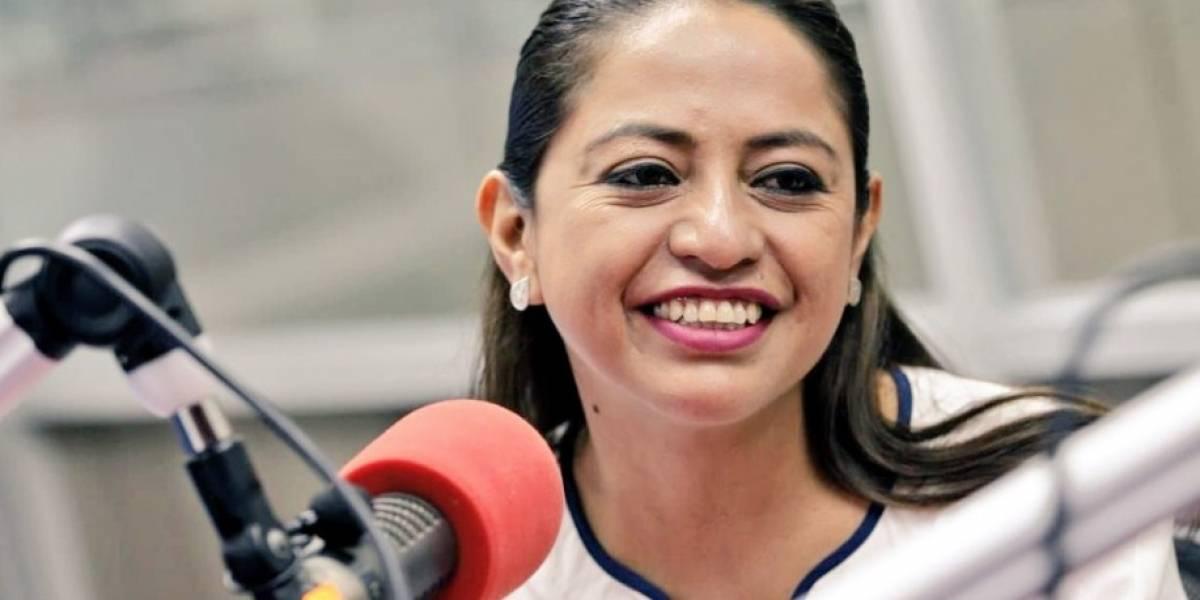 Paola Pabón impulsará la productividad y el empleo en Pichincha