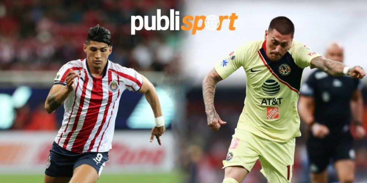Chivas vs América ¿Dónde y a qué hora ver el Clásico Nacional?