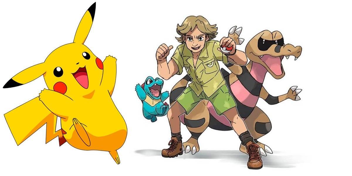 Justo en el kokoro: así luce el Cazador de Cocodrilos como Maestro Pokémon