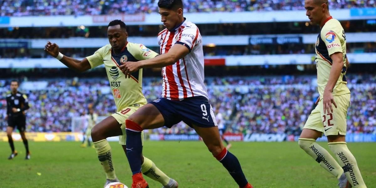 México  Dónde ver el clásico Chivas vs. América en vivo por Internet d66b0f4a3c2ae