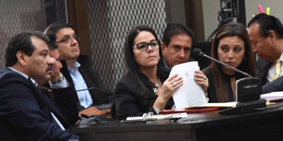 Jueza reincorpora a la CICIG a caso por financiamiento ilegal en favor de la UNE