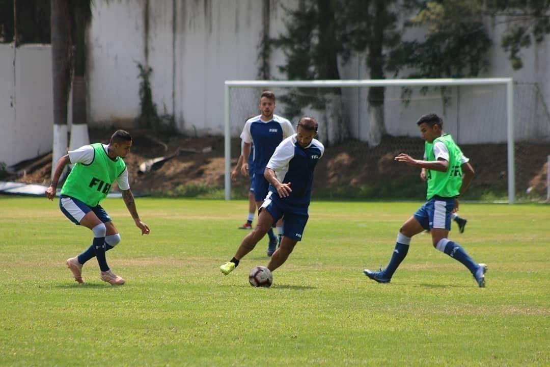 José Manuel Contreras con selección