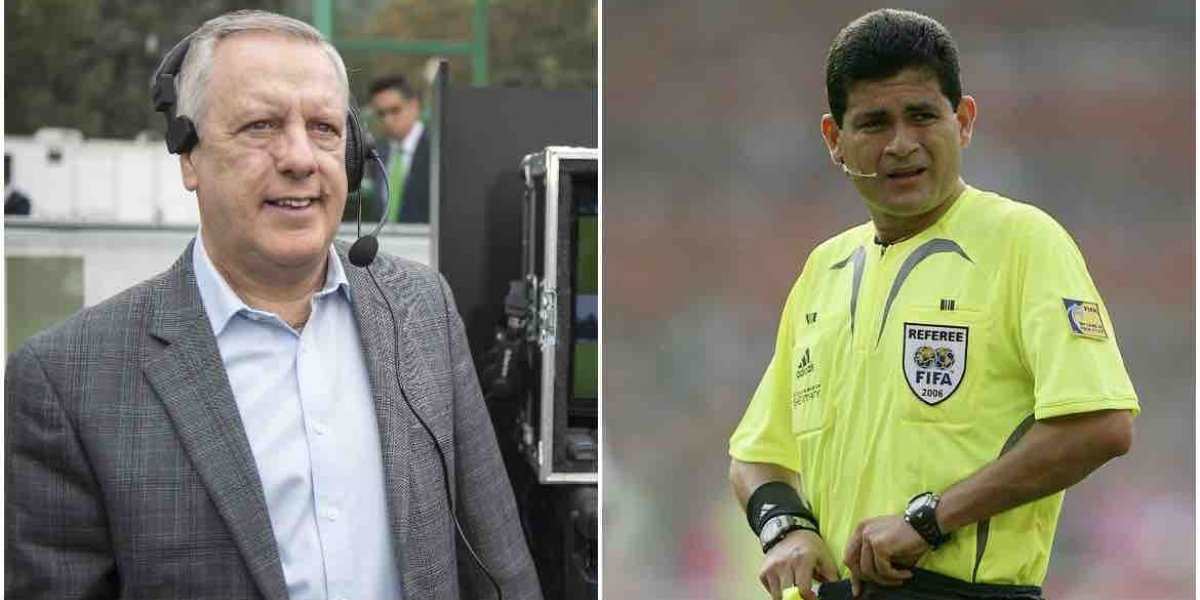 Ex árbitro colombiano acusado de acoso sexual, en la mira de Brizio