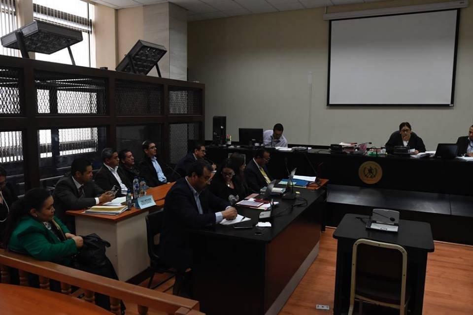 Financiamiento ilegal en favor de la UNE. Foto: Omar Solís