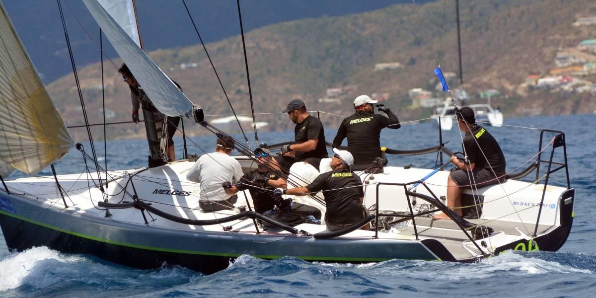 Comienza el BVI Spring Regatta y Sailing Festival