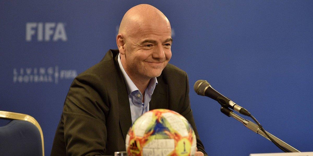 OFICIAL: Mundial de Clubes se jugará cada cuatro años con 24 equipos