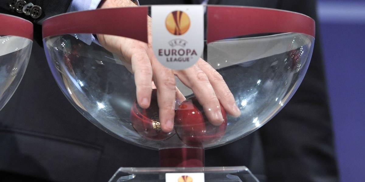 Definidos los cuartos de final de la Europa League