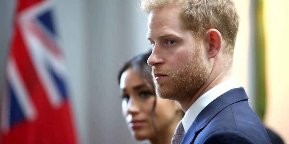 Meghan Markle está preocupada ya que el príncipe Harry está muy temeroso de ser padre
