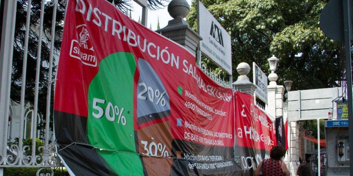 Sindicato de la UAM muestra flexibilidad para levantar huelga