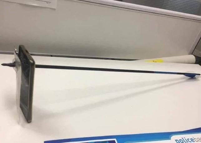 iPhone Flecha