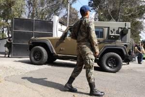 jeep J8 son traslados a la Fuerza Aérea
