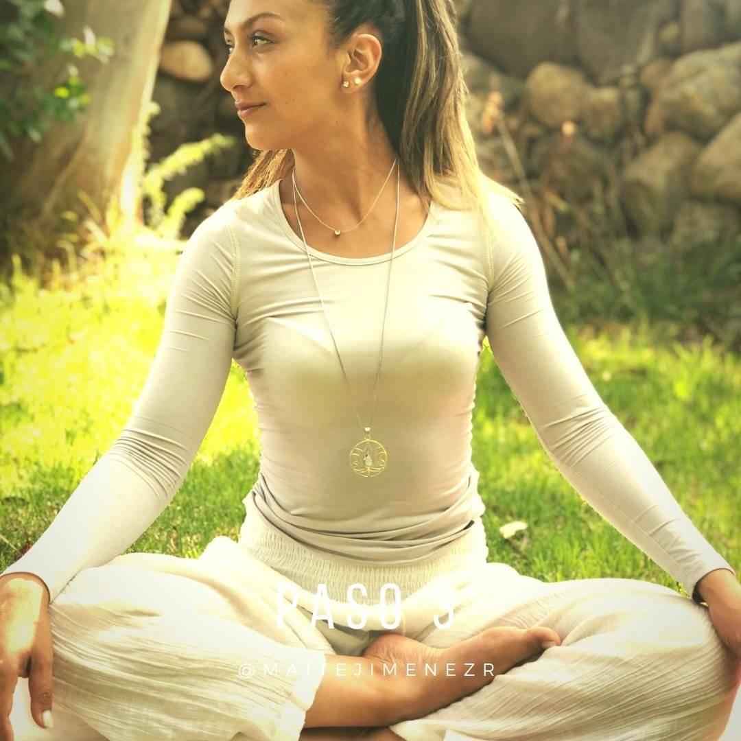 A través de tu respiración puedes controlar tus pensamientos, emociones y actuar, solo respirando consciente  MAITE JIMÉNEZ