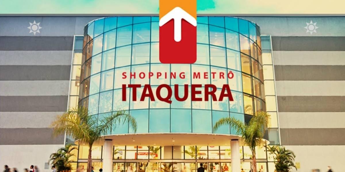 Assalto em shopping de Itaquera: imagens das câmeras devem identificar criminosos
