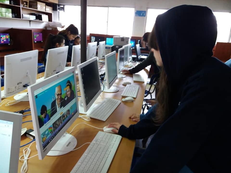 niñas programadoras