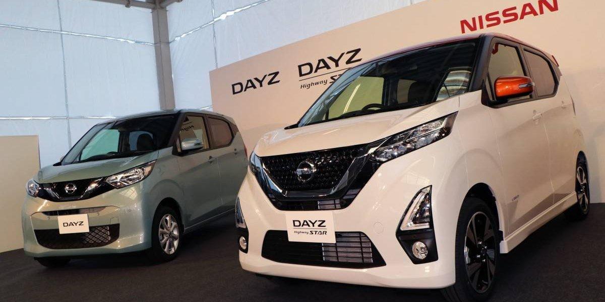 Nissan y Mitsubishi unen fuerzas para lanzar kei cars