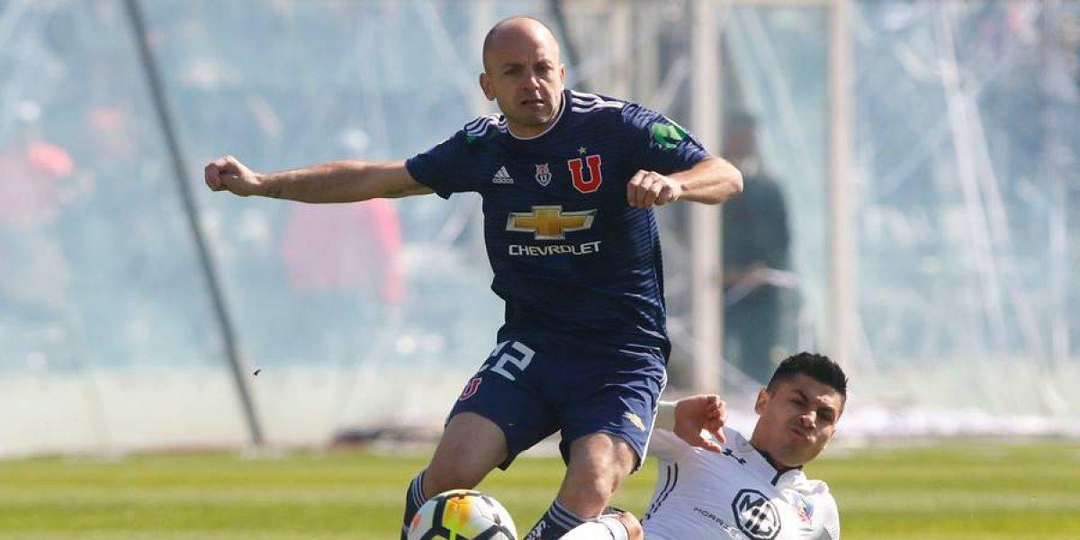 """Gustavo Lorenzetti: """"Nunca existió miedo ante Colo Colo, sí una presión muy fuerte"""""""